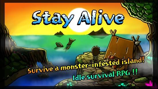Stay Alive - náhled