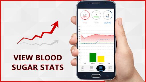 Blood Sugar Check Diary : Glucose Test Log History screenshot 3