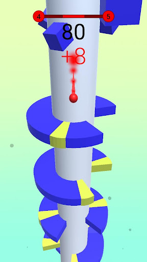Code Triche Ball Drop: Jump, Dodge, Win! apk mod screenshots 4