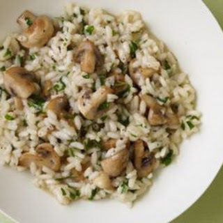Mushroom & Herb Risotto