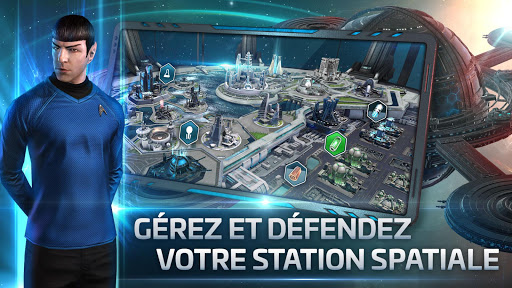 Télécharger Star Trek™ Fleet Command APK MOD (Astuce) screenshots 3