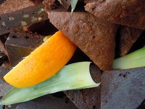 Photo: brownies aux noix de pécan
