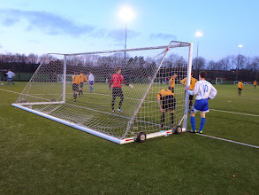 Photo: 15/02/14 v Orpington (Kent Invicta League at Swadelands School 3G, Lenham) 1-0 - contributed by Pete Collins