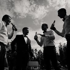 Wedding photographer Aleksandr Smelov (merilla). Photo of 01.08.2018