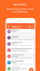Email client app – email mailbox App Latest Version  Download For Android 2
