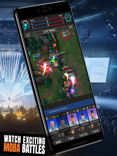 RIVALS Esports MOBA Manager screenshots 9