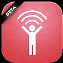 FreeAsAir - Free WiFi Hotspot icon