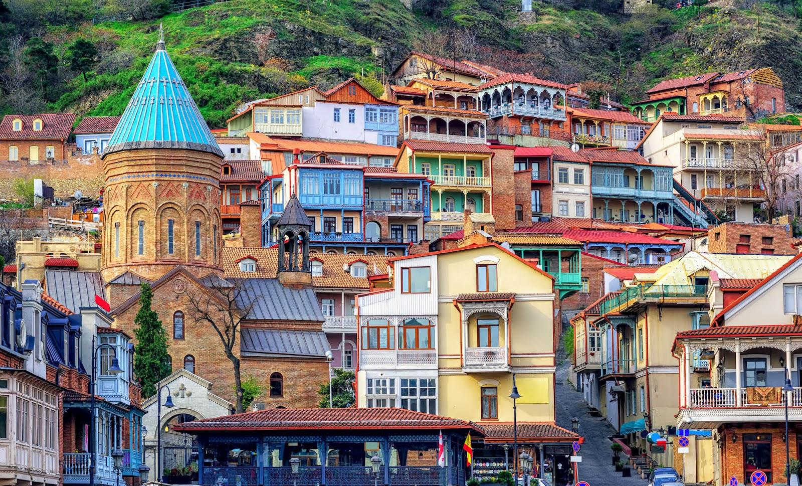 Що варто подивитися в Тбілісі, якщо ви вперше в місті