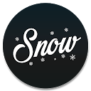 Snow Photo Effects - Text on Photo