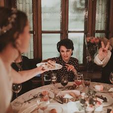Wedding photographer Yana Mef (yanamef). Photo of 28.01.2018