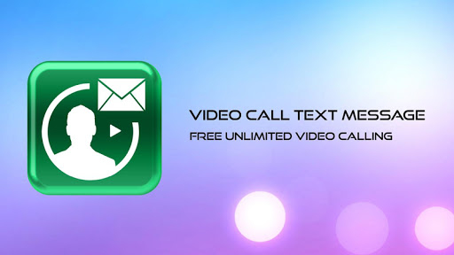 Video Call Text Message