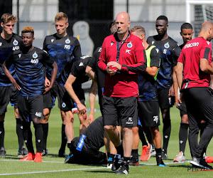 Philippe Clement komt na eerste training Club Brugge met ferme verwittiging