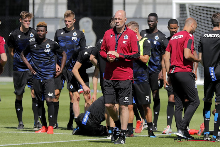 """Philippe Clement : """"Se qualifier pour la Ligue des champions serait un gros coup de pouce"""""""