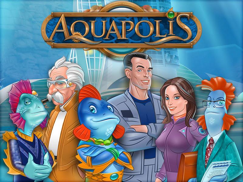 Aquapolis. Free city building! Screenshot 15