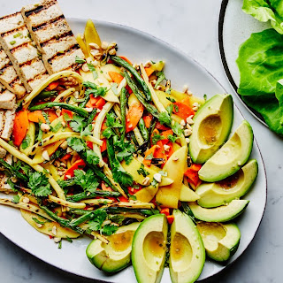 Grilled Thai Green Bean Salad Recipe