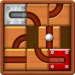 Unblock Ball: slide puzzle Icon
