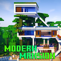 Modern Mansion Maps