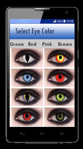 Eye Color Changer u2013 Eye Lens Photo Editor  screenshots 4