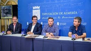 Presentación de la XVIJornada de Oficios Antiguos.
