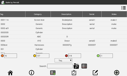 Pervidi / iSafe Inspections- screenshot thumbnail