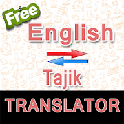 English to Tajik and Tajik to English Translator