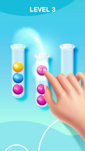 Sort Puzzle: Fun Ball apkpoly screenshots 2