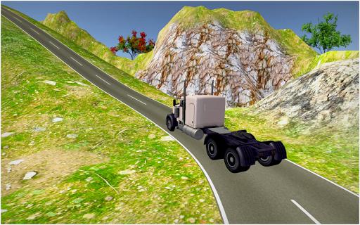 スーパー 山 トラック ラッシュ
