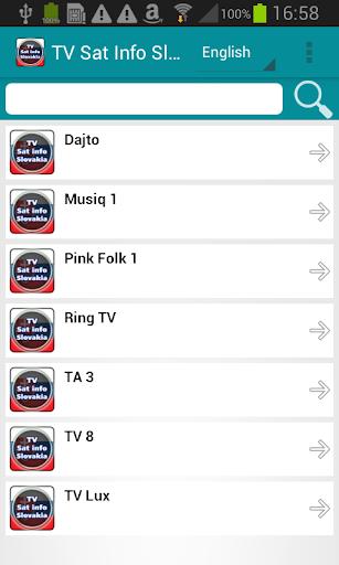 TV Sat Info Slovakia