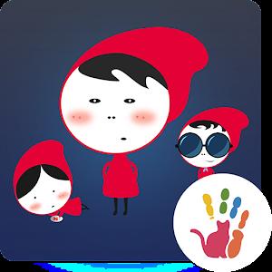 Red Girls-Magic Finger Plugin