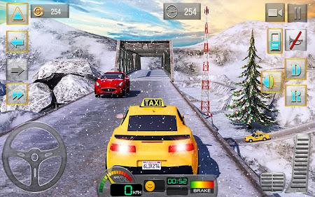 Taxi Driver 3D : Hill Station 1.1 screenshot 318892