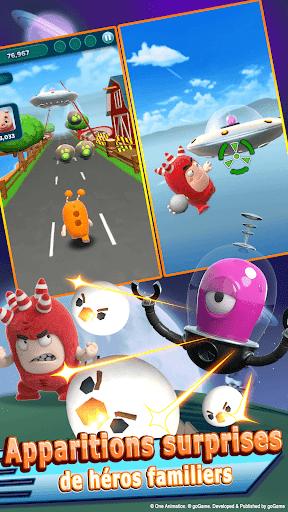 Code Triche Oddbods Turbo Run  APK MOD (Astuce) screenshots 6