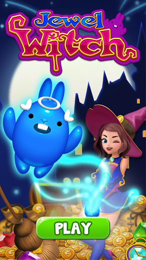 Jewel Witch - Best Funny Three Match Puzzle Game 1.7.1 screenshots 1