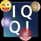 IQQI 日文鍵盤輸入法:自訂底圖,更多表情符號 Emoji icon