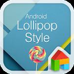 Lollipop LINE Launcher theme Icon