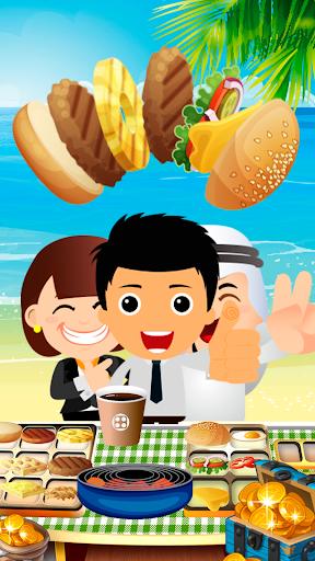 Beach Burger скачать на планшет Андроид