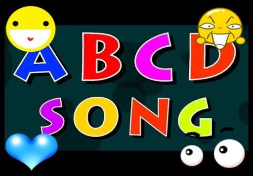儿童学习ABC歌