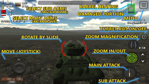 Attack on Tank : Rush - World War 2 Heroes screenshots 6