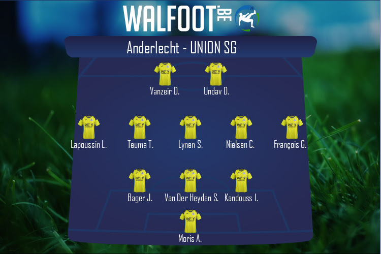 Union SG (Anderlecht - Union SG)