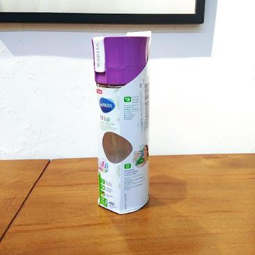 BRITA fill&go Vital 濾水瓶  紫色