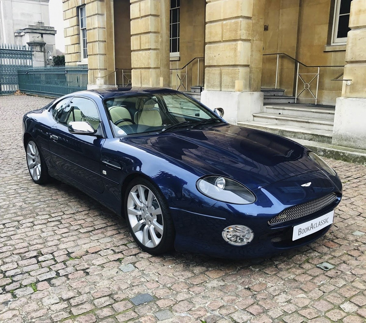 Aston Martin Db7 Stratstone Of Mayfair Limited Edition Hire London