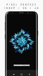 🔝 AMOLED 4K Black Wallpapers , Dark Backgrounds APK screenshot thumbnail 7