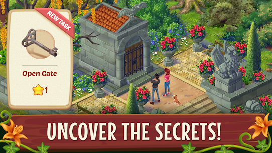 Lily's Garden Mod APK 1.67.0 (Unlimited Coins + Stars) for Android 2