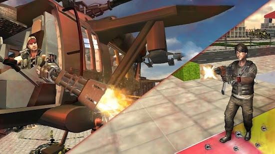 Helicopter Strike Gunner War - Modern Gunship 2018- screenshot thumbnail