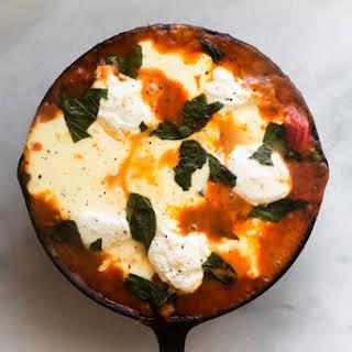 Lasagna.
