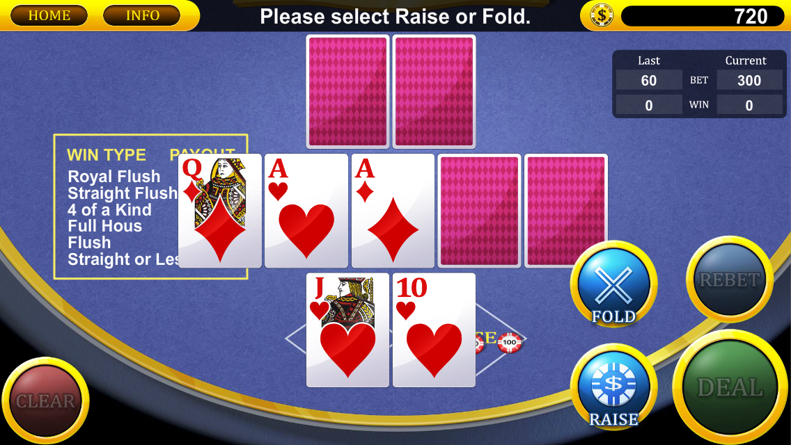 Casino Texas Holdem Poker- screenshot