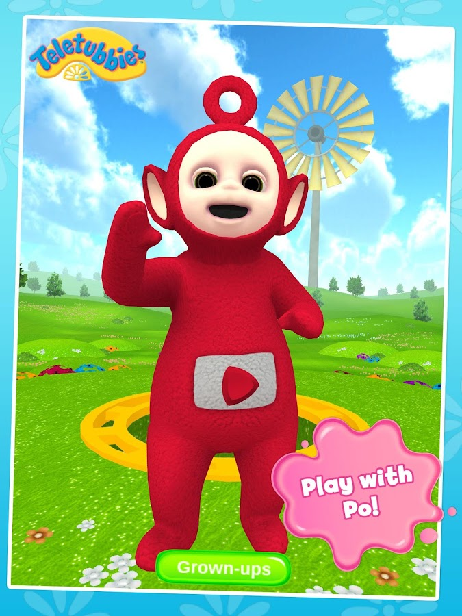 Teletubbies Po S Daily Adventures Android Apps On