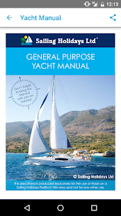 Sailing Holidays - náhled