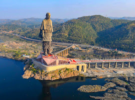 Statue Of Unity - Follow Us