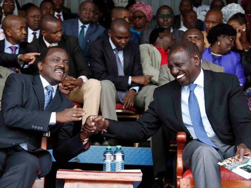 Ruto looks beyond Mt Kenya for 2022