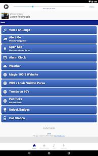 Magic 105.3 - screenshot thumbnail